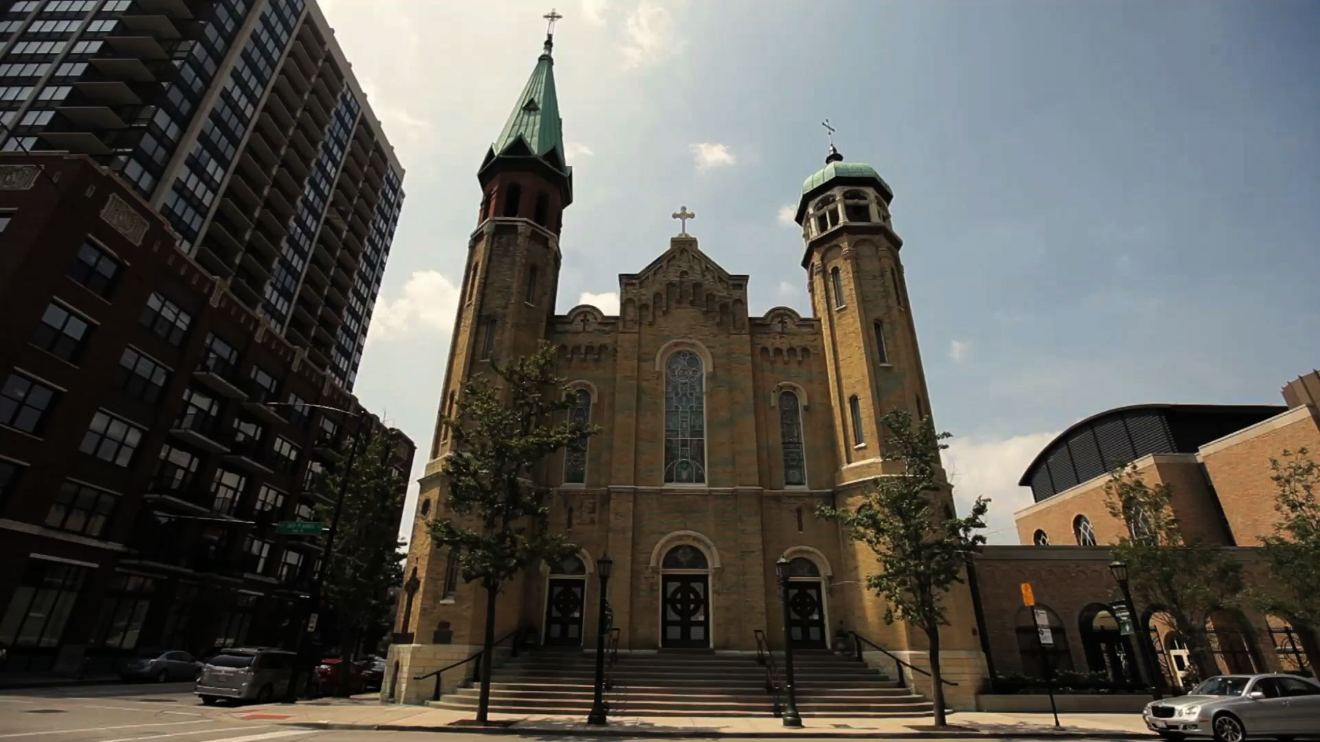 Old Saint Pats Chicago Wedding Video