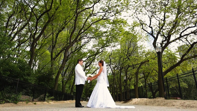 Milton Lee Olive Park Wedding Video