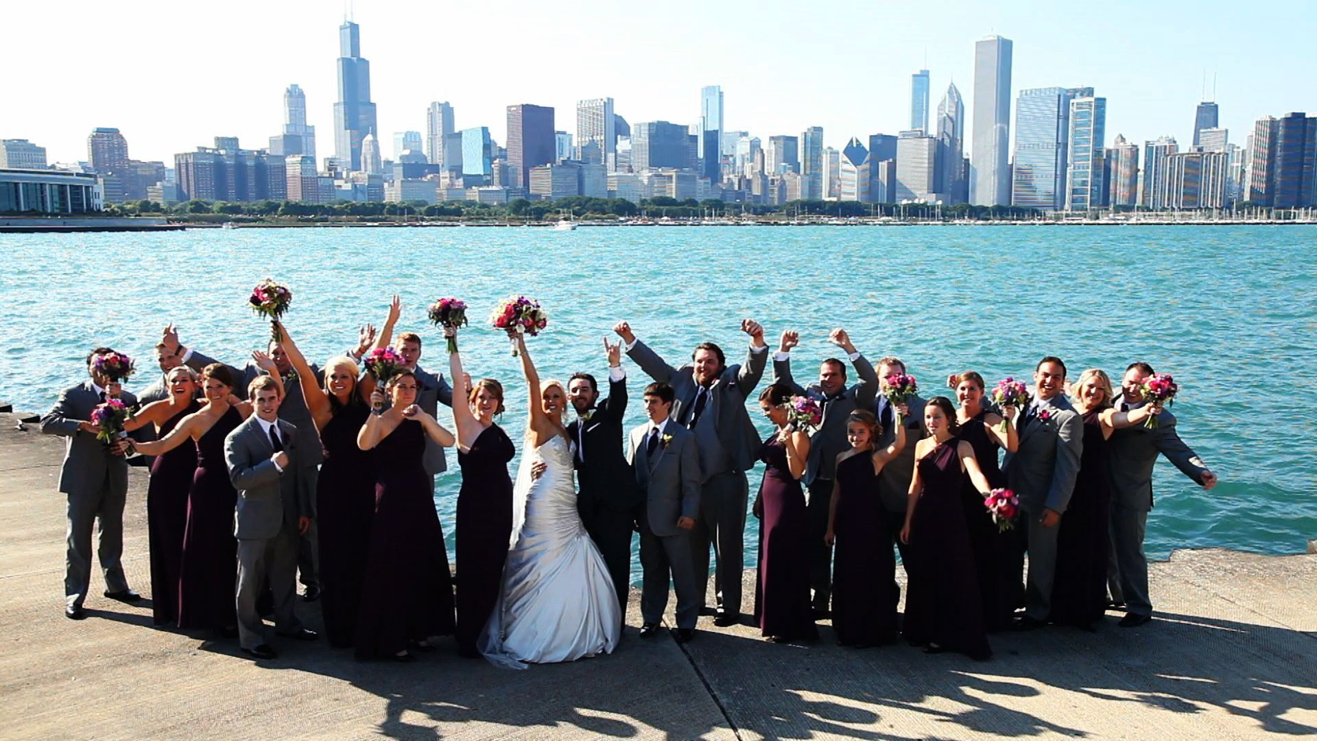 Chicago Wedding Videographer