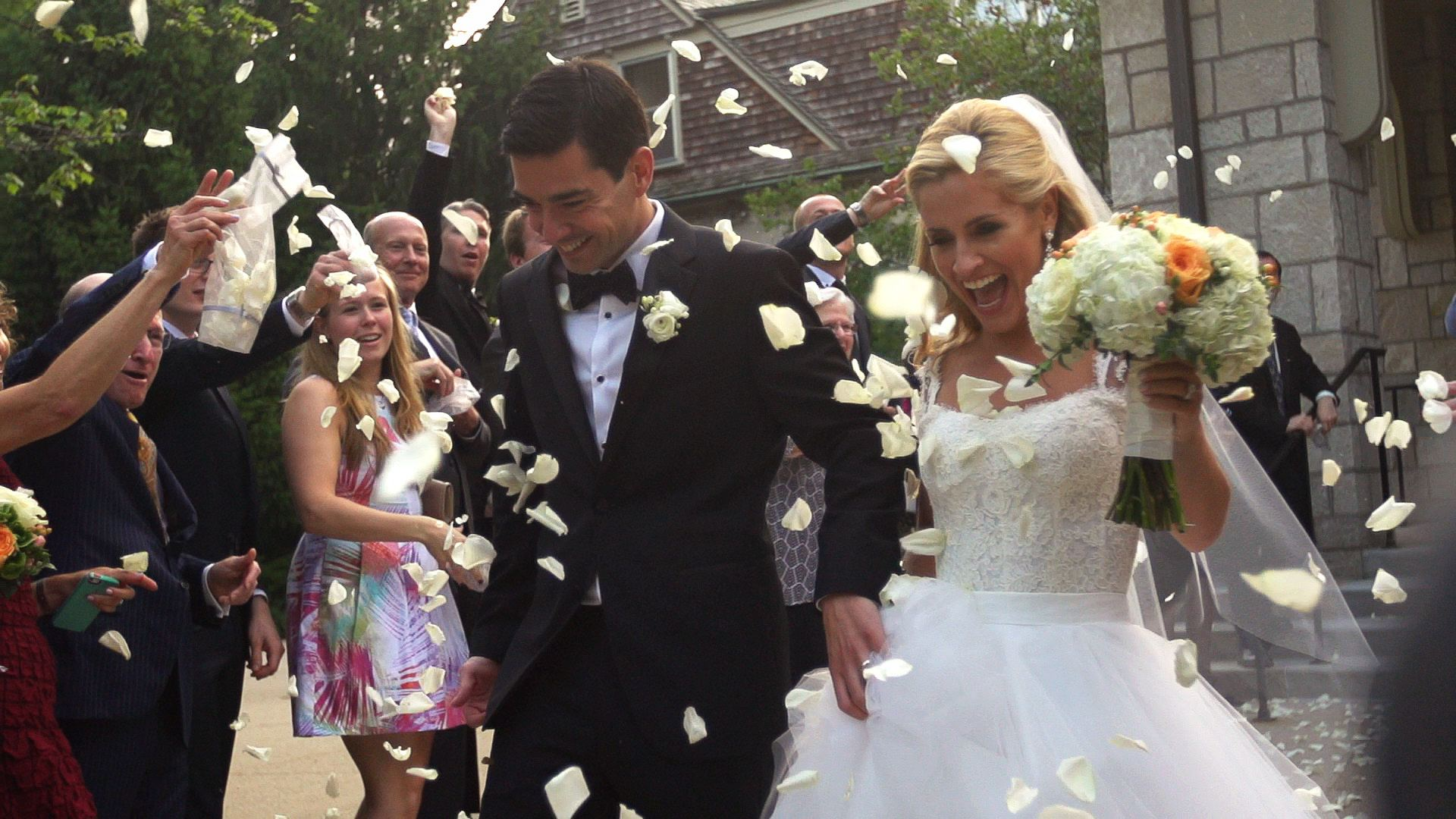 Lake Forest Wedding Video