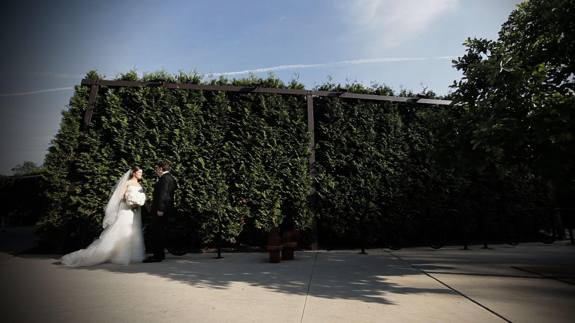 Chicago Cultural Center Wedding Video
