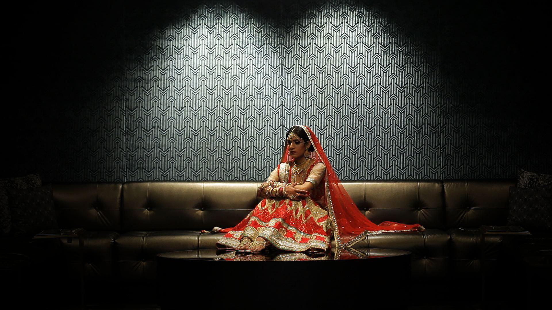 Harold Washington Library Indian Wedding