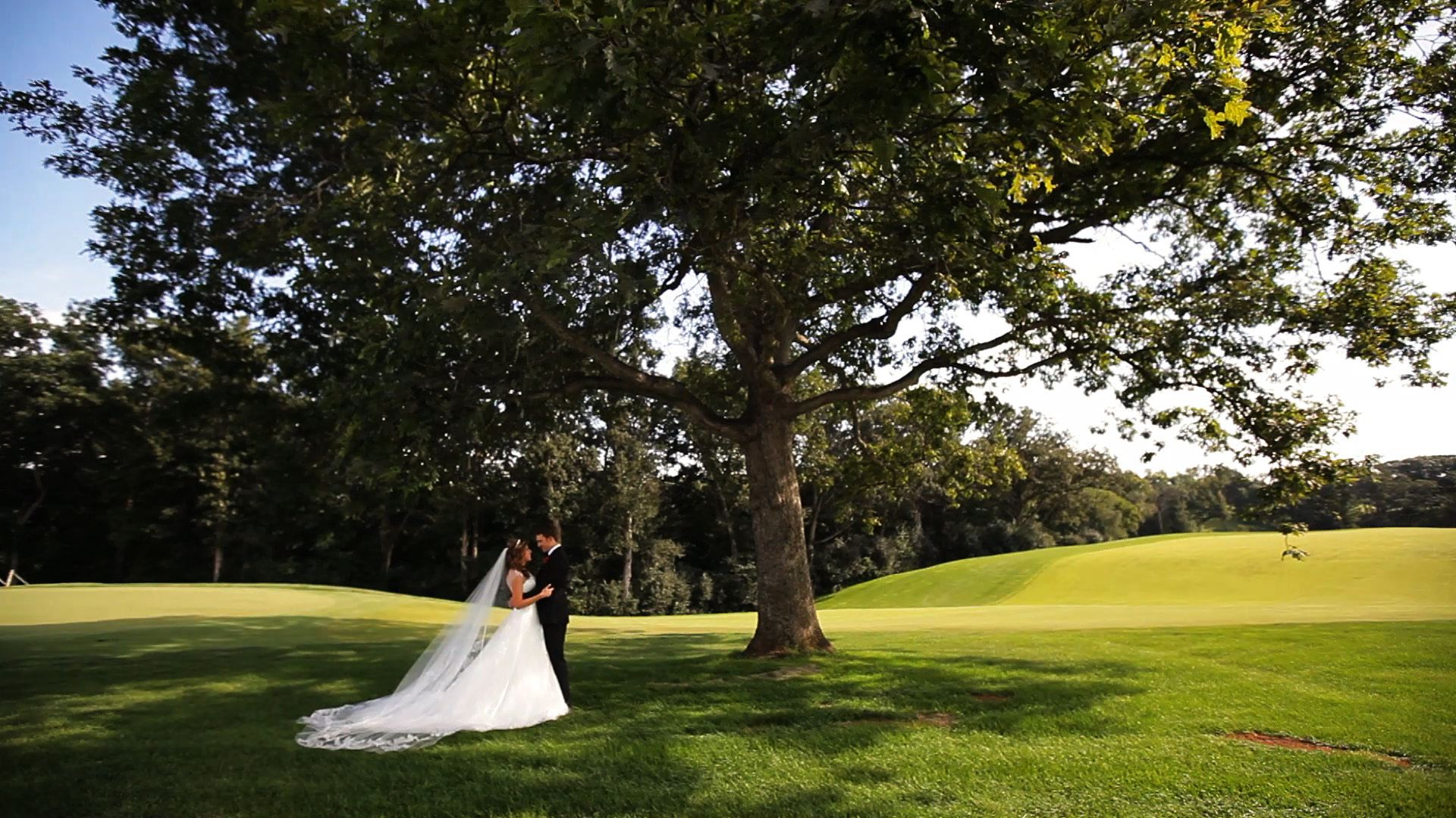 St Charles Country Club Wedding Video