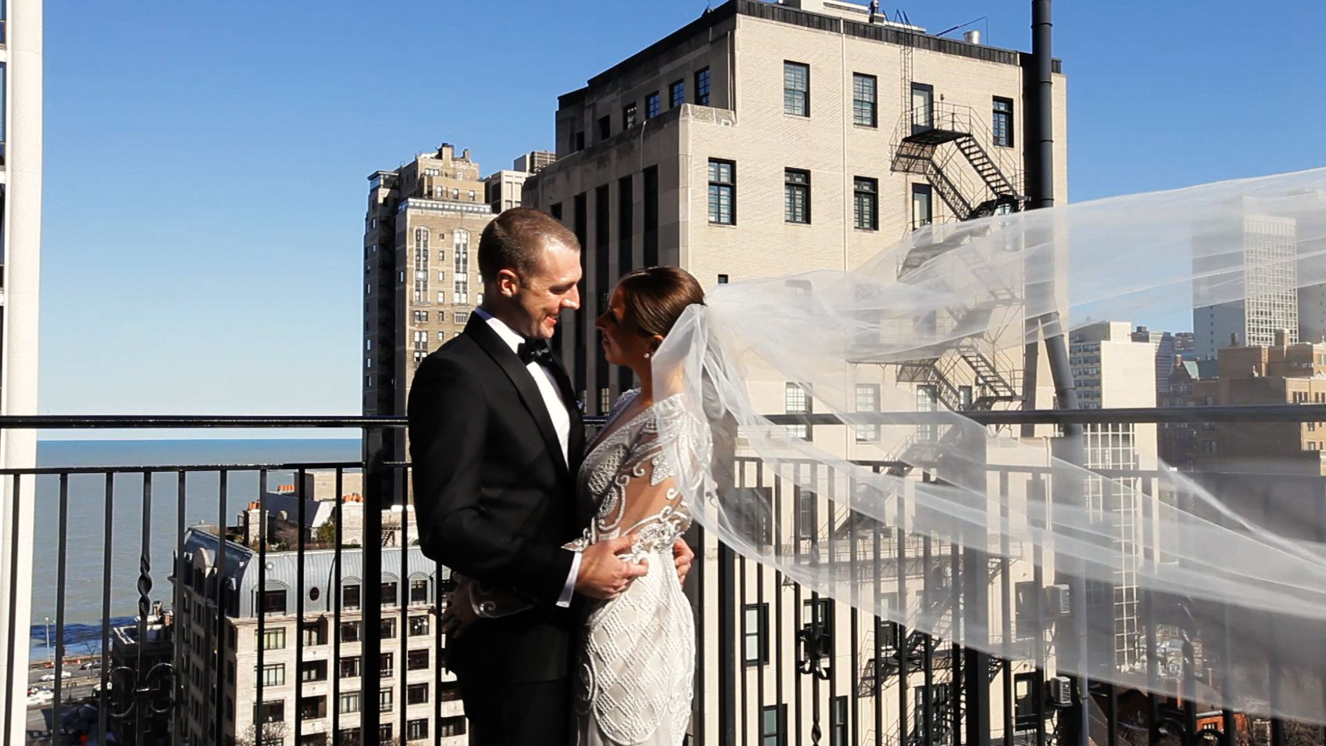 Public Hotel Chicago Wedding Video