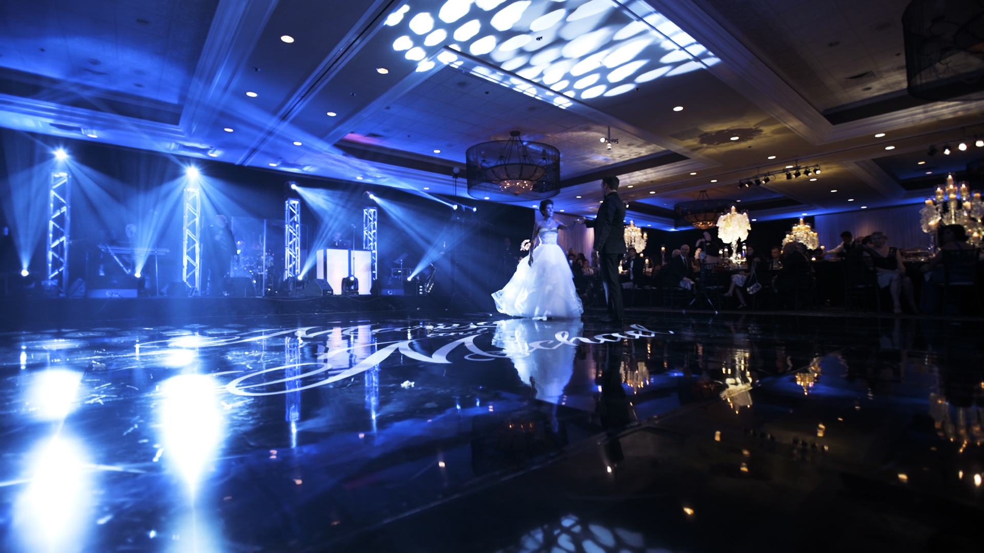Chicago Russian Jewish Wedding Video