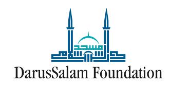 DarusSalam Foundation Logo