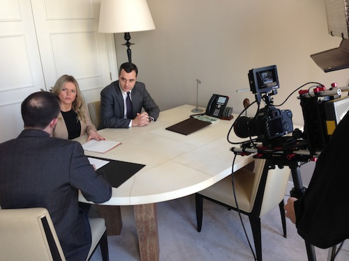 Chicago Real Estate Video Production with DSLR on a Steadicam