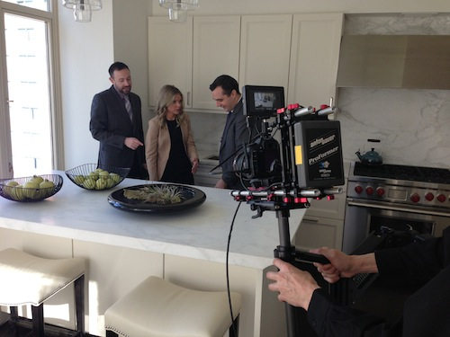 Real Estate Video Production in Chicago Ritz Carlton Residences
