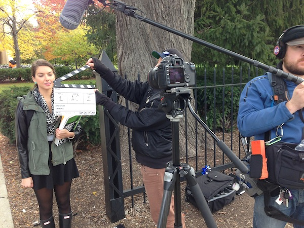 Evanston Nonprofit video production