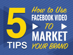 How to use facebook video to market your brand
